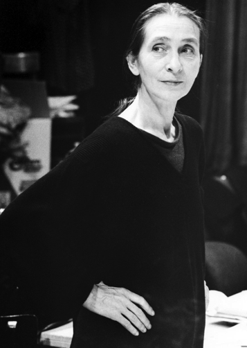 Pina Bausch photo W. Krüger Pina Bausch Foundation