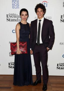 Tamara Rojo and Isaac Hernández